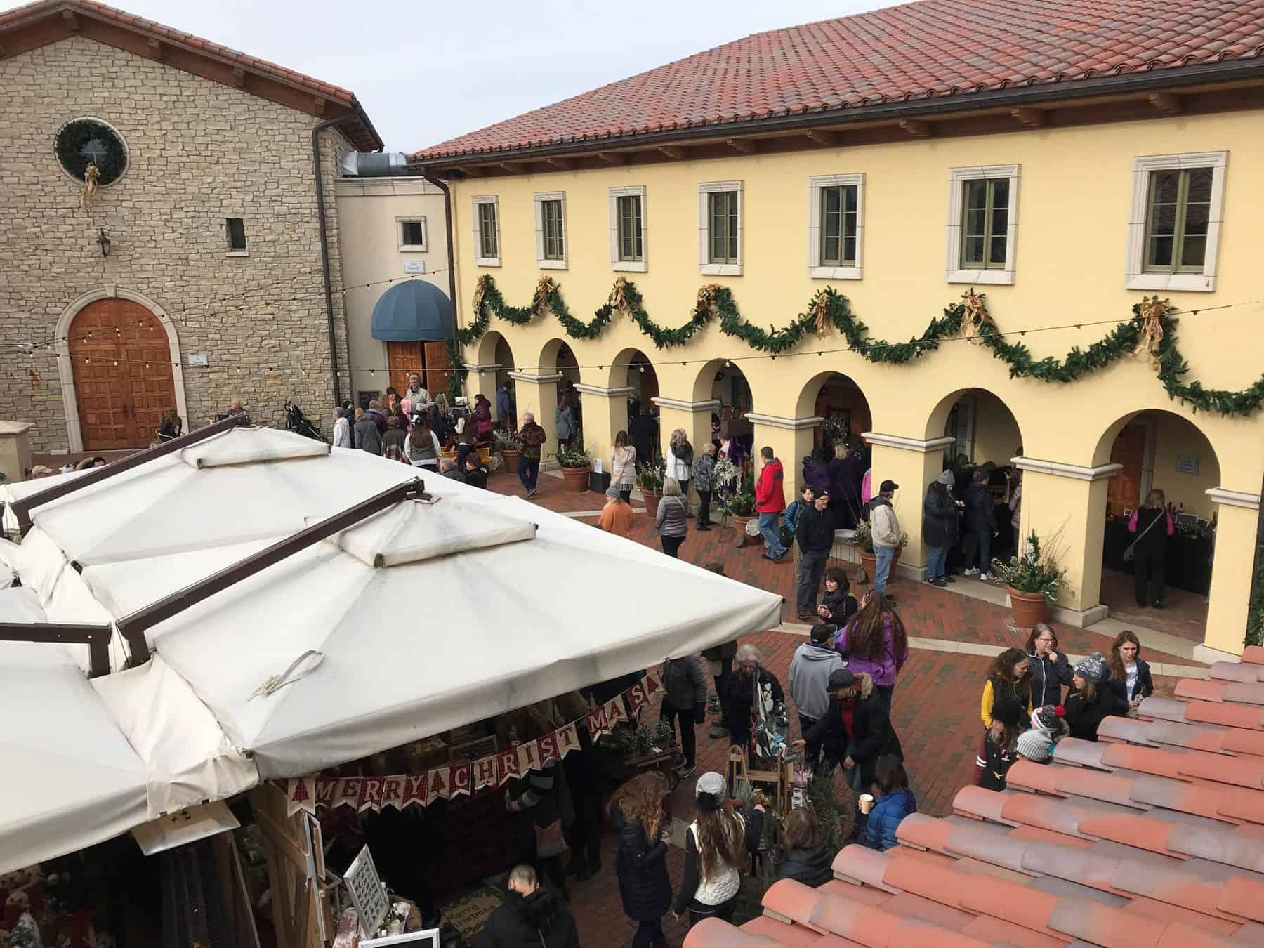 Villa Bellezza Christmas Market