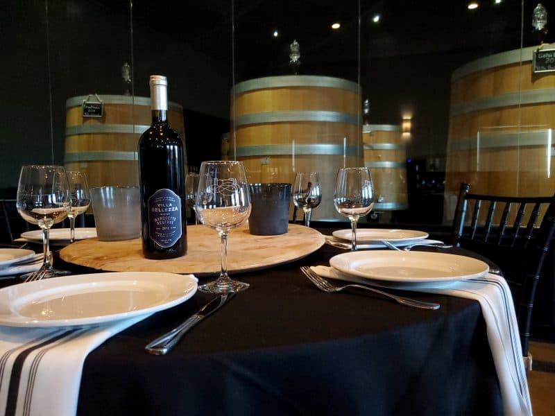 Wisconsin Winery Reception Venue