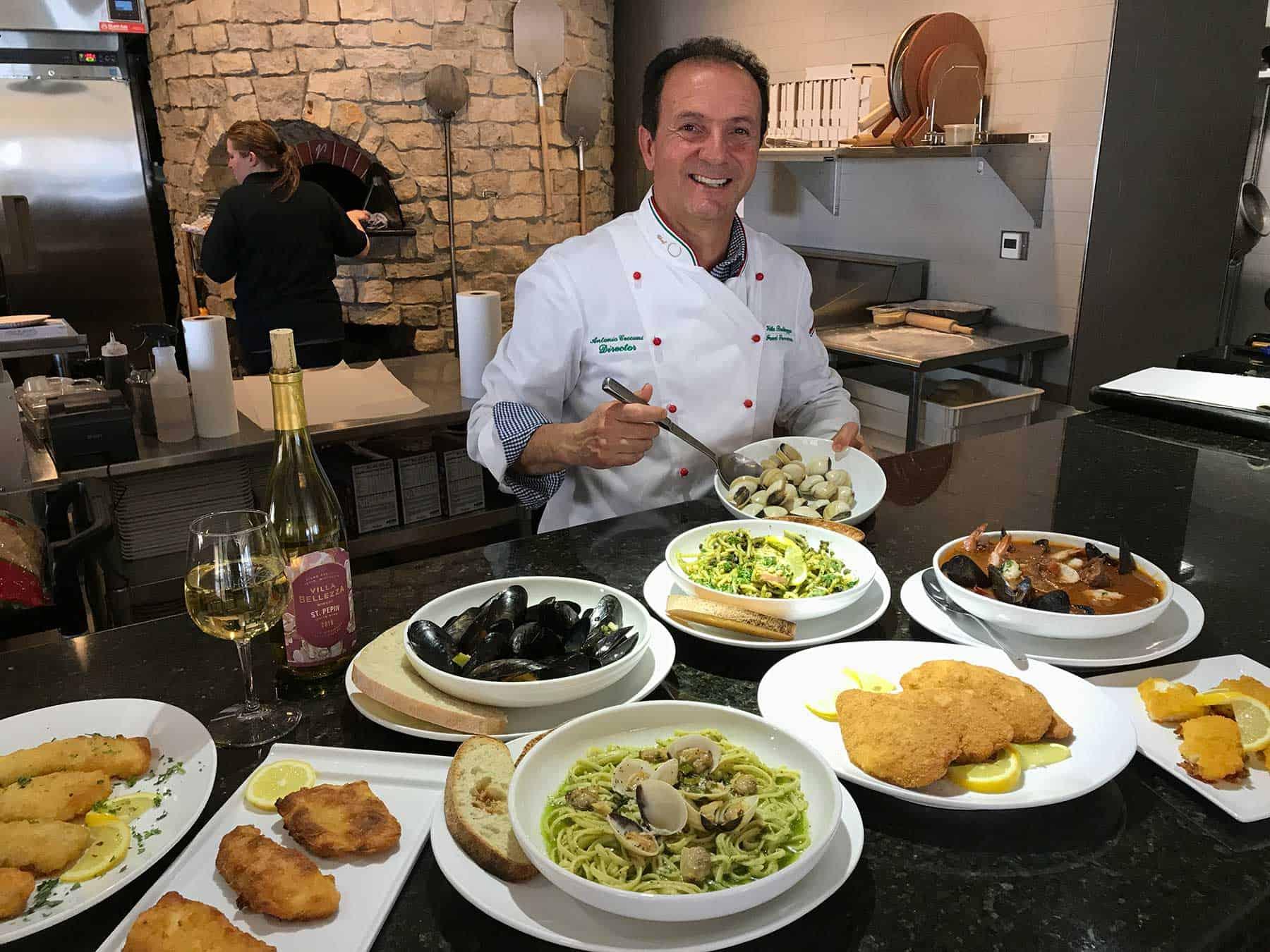 Chef Antonio