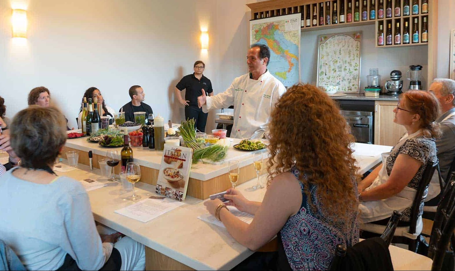 Antonio Cooking School