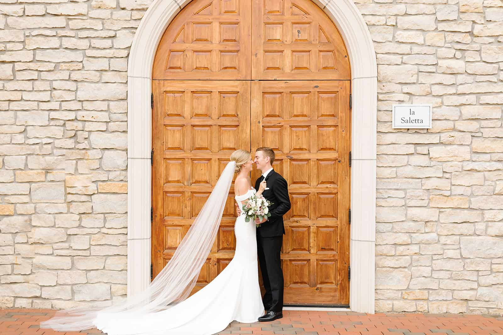 Amalia + Kevin Wedding