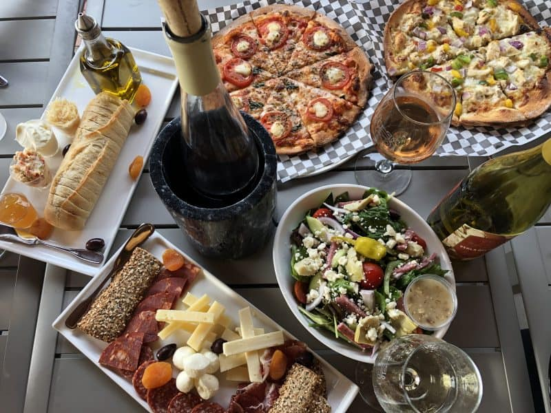 il Forno Food Selection