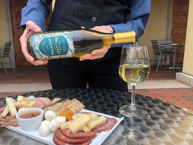 Italian Food & Wine in Pepin WI