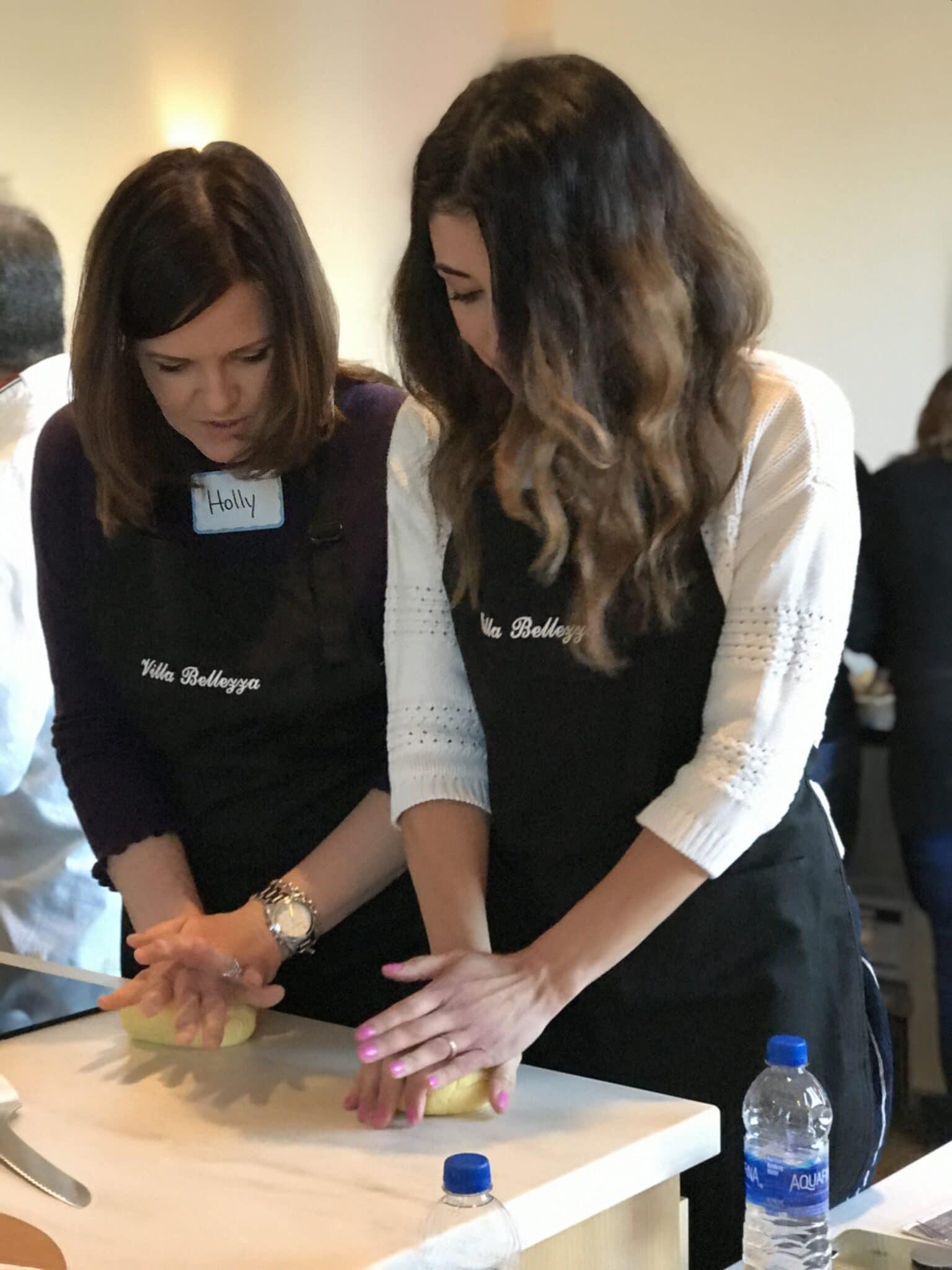 Chef Antonio's Advanced Pasta Making Class